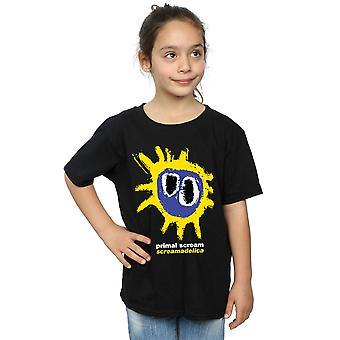 Primal Scream filles Screamadelica Logo T-Shirt