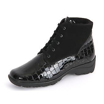Semler Daniela Kroko Nubukina D10566603001 universal winter women shoes