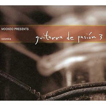Moodo Records Presents - importazione USA Cuitarra De Pasion 3 [CD]