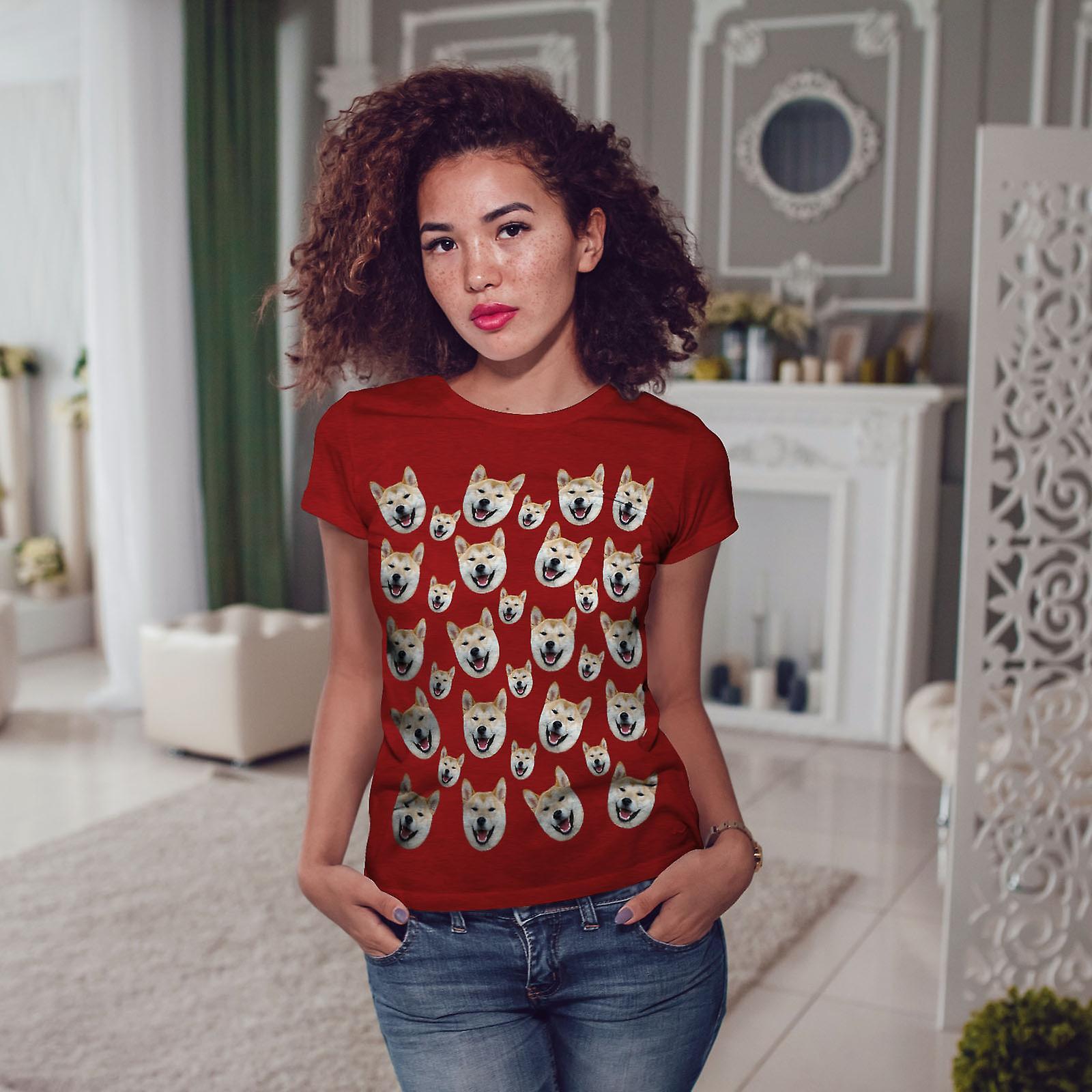 Meme Meme RedT-chemise femme   Wellcoda