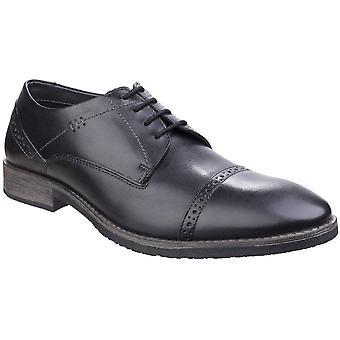 صة الجراء رجالي كريغ لوغندا الجلود بروج أحذية أكسفورد الرسمي