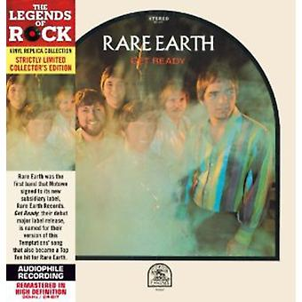 Rare Earth - Get Ready [CD] USA import