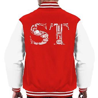Stranger dingen ST Items mannen Varsity Jacket