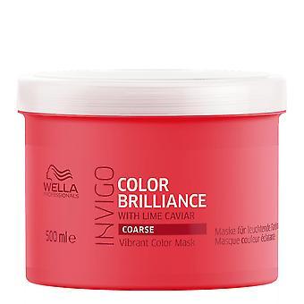 Wella Invigo farge glans grov levende farger maske 500ml