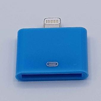 30 Pin to Lightning kompatibles (8 Pin) Kabel Adapter-für Ipad/iPhone-Blue