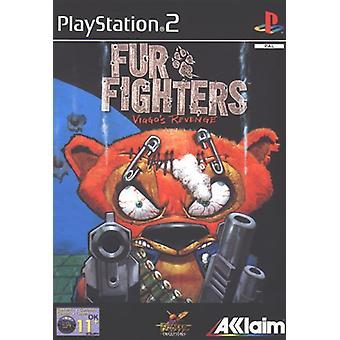 Fur Fighters Viggos Revenge (Playstation 2) - Fabrik versiegelt