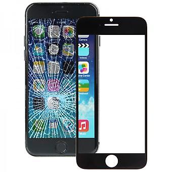 Vidro do ecrã preto para Apple iPhone 6 plus 5.5
