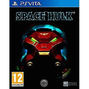 Space Hulk Playstation Vita Game
