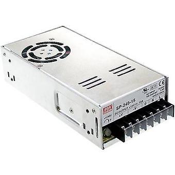 Mean Well SP-240-48 AC/DC PSU module (+ enclosure) 5 A 240 W 48 V DC