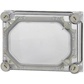 Eaton D150-CI23/T Deksel (L x W x H) 50 x 187,5 x 250 mm Transparant 1 pc(s)