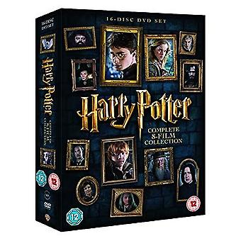 Harry Potter - Complete 8-film collectie [2016] DVD Box Set