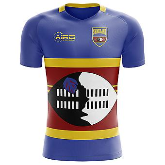 2020-2021 Swaziland Home Concept Football Shirt