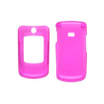 5 Pack -Metro PCS Snap-On Case for Samsung Contour SCH-R250, Dark Pink