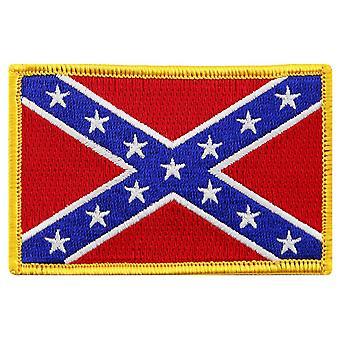 Aufnähen von Patches/Abzeichen, St. George, Union Jack, USA, Piraten