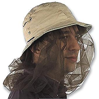Highlander Mens moustique/moucheron à maille Fine Ultra Micro tête Net