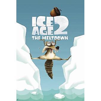 Ice age 2 - meltdown juliste Scrat ice välillä 101,5 x 68,5 cm