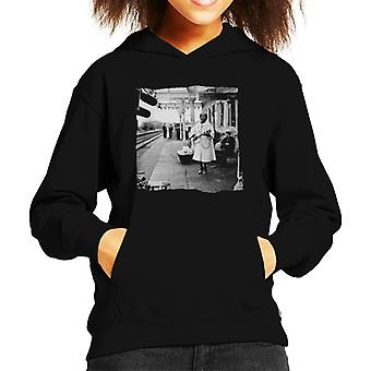 TV Times Sister Rosetta Tharpe Blues Gospel Train Kid's Hooded Sweatshirt