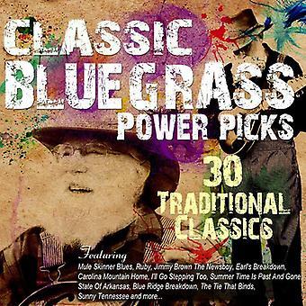 Various Artists - Classic Bluegrass Power Picks-30 [CD] USA import