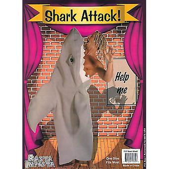 Ataque de tiburón.