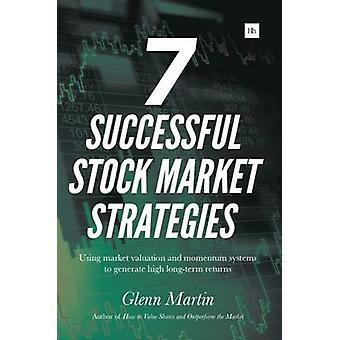 7 framgångsrika aktiemarknaden strategier - med marknadsvärdering och Mome