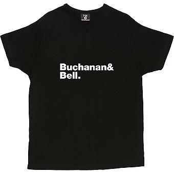 Die Blue Nile Line-Up V-Ausschnitt schwarz Frauen's T-Shirt