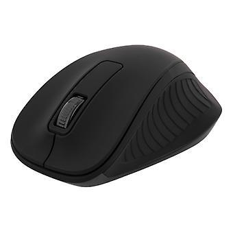 Trådløs optisk mus, 2,4 GHz USB