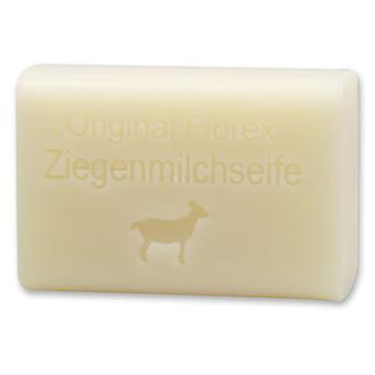 Florex sheep's milk soap - goat's milk - creamy milk soap particularly tolerable regreasing 100 g