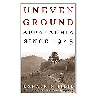 Terreno irregolare: Appalachia dal 1945