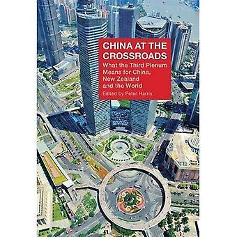 La Chine aux croisée des chemins: ce qui signifie que le troisième plénum pour la Chine, la Nouvelle-Zélande et le monde