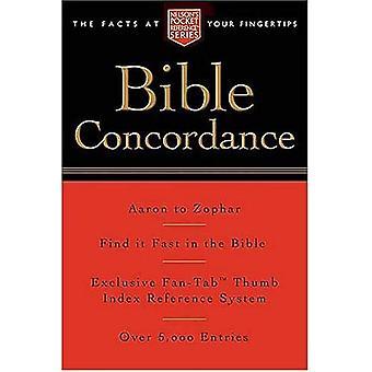 Pocket Raamattu vastaavuus: Nelson's Pocket Reference-sarja (Nelsonin taskussa viite)