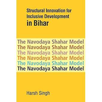 Rakennerahastojen innovaatio Biharin Inclusive kehittämiskeskus