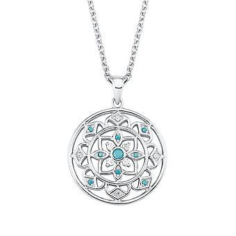 s.Oliver Jewel Damen Kette Halskette Silber Zirkonia 2024292