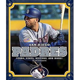 San Diego Padres (Major League Baseball Teams)