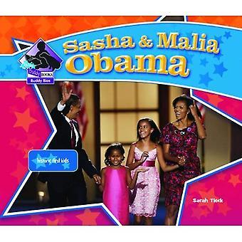 CD de Sasha & Malia Obama: Les enfants premières historiques