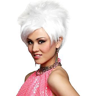 White Vivid Wig For Women