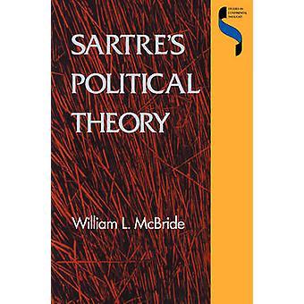 Teoría política Sartres por McBride y William L.