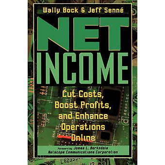 Net Income Cut Costs Boost Profits and Enhance Operations Online by Bock & Wally