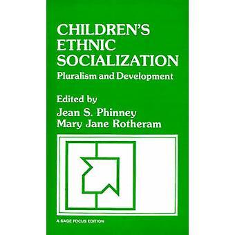 Childrens ethnique socialisation pluralisme et le développement de Phinney & Jean S.