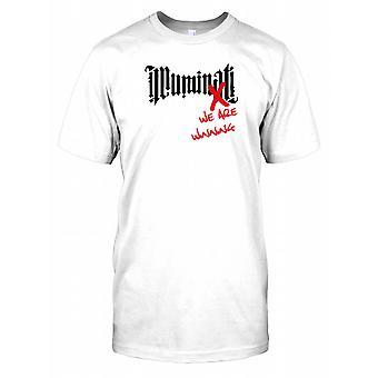 Illuminati - vi vinde - sammensværgelse børn T Shirt