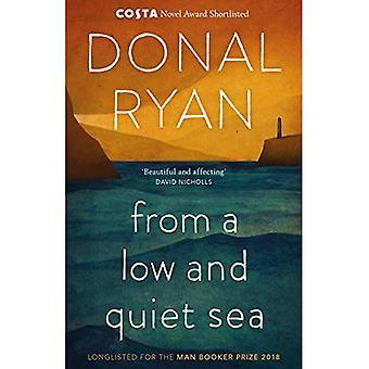Van een lage en rustige zee: de shortlist voor de Costa roman Award 2018