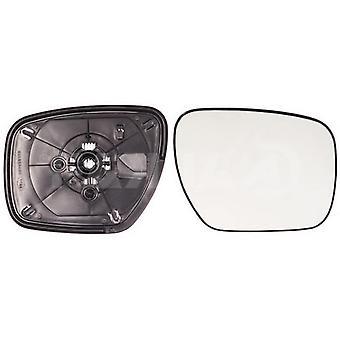 Direito driver espelho lateral vidro (não aquecido) & Holder para Mazda CX-9 2007-2010