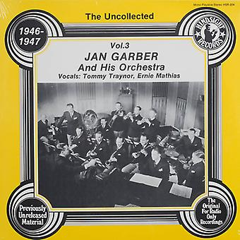 Jan Garber & Orchestra - Uncollected 3 [Vinyl] USA import