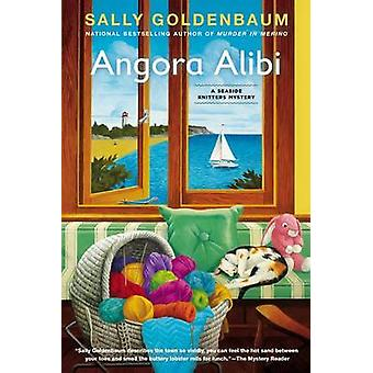 Angora Alibi by Sally Goldenbaum - 9780451415356 Book