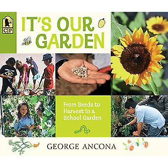 It's Our Garden - From Seeds to Harvest in a School Garden by George A