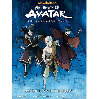 Avatar - The Last Airbender - Smoke and Shadow Library Edition by Gene