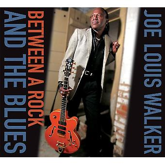 Joe Louis Walker - Between a Rock & the Blues [CD] USA import