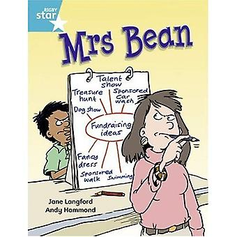 Mrs Bean: Turquoise Reader 1 (Rigby Star Independent)