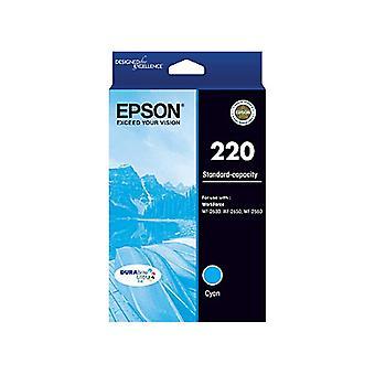 Epson 220 Cyan Ink Cartridge