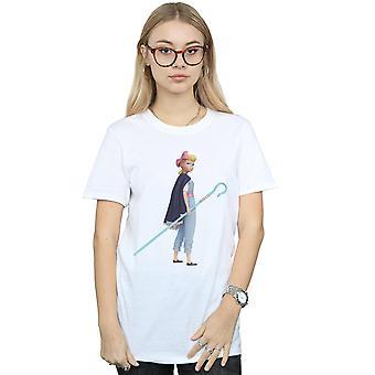 Disney Women es Toy Story 4 Little Bo Peep Boyfriend Fit T-Shirt