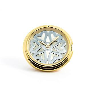 Timebeads 'Hearts' Medium Gold Watch Coin TBW2546-5